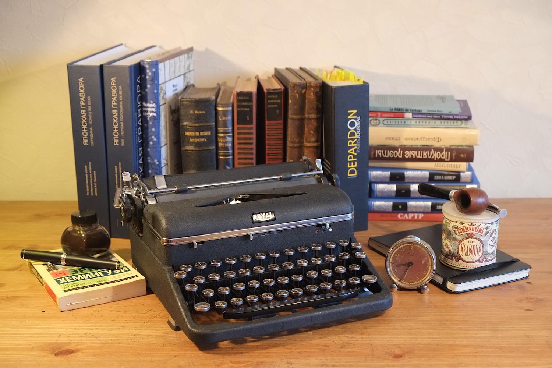 реставрация - Пишущие машинки в XXI веке